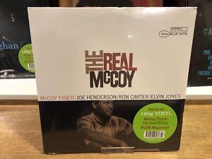 "McCOY TYNER - "" THE REAL MCCOY "" - JAZZ AT 33 1/3 - VINYL DISC - DeAGOSTINI"