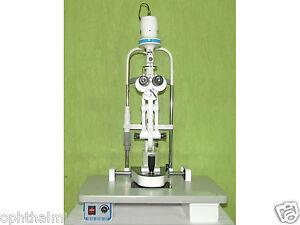 Slit Lamp Microscope Economy Haag Streit Type Complete