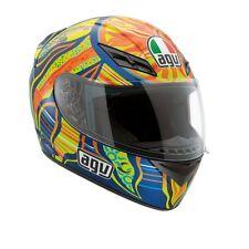 AGV K3 Rossi Five Continents Helmet - S