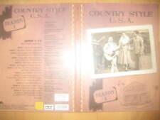 Bear Family Country Style USA, Season 1 DVD REEVES, JIM
