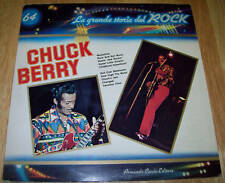 RARE Chuck Berry IMPORT made in ITALY NEAR MINT Great History 64 FREE US SHIPPIN