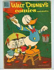 Walt Disney's Comics and Stories #196 Carl Barks 1957