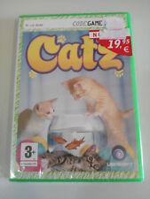 CATZ CODE GAME KIDS - JUEGO PC CD-ROM UBISOFT NEW PRECINTADO NUEVO