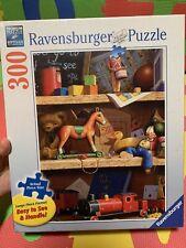 Toy Shelf Ravensburger 300 Piece Puzzle Large Format