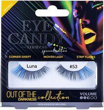Eye Candy Pestañas Postizas fuera de la oscuridad Estilo Luna