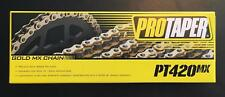 pro taper gold pit bike chain 420 PIT BIKE BEST 134 Links