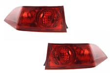 Fits 04-05  TSX Tail Lamp / Light Right & Left Set Quarter Mounted