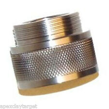 BRILEY STAINLESS GENERIC 2 OUNCE FOREND CAP WEIGHT INSERT