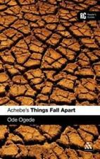 Reader's Guides: Achebe's Things Fall Apart by Ode Ogede and Ogede (2007,...