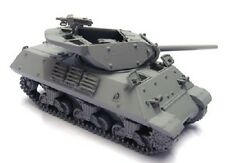 "Milicast BA57 1/76 Resin WWII US M10 Tank Destroyer 3"" GMC (Late Prod-Duckbill)"
