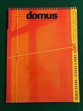 Rivista architettura: DOMUS n. 716 maggio 1990 De Carlo Ferreri Maki Nardi Piano