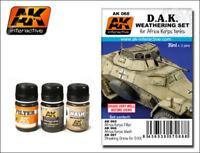AK Interactive Africa Korps Weathering Set AK00068