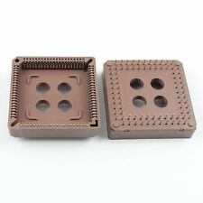 5Pcs PLCC84 PLCC 84 Pin DIP Socket Adapter Converter