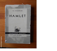 HAMLET - WILLIAM SHAKESPEARE - AUSTRAL - LEER DESCRIPCION (A3)