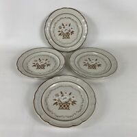 Stoneware Cumberland Mayblossom Dinnerware Hearthside Japan Set 4 Salad Plates