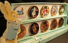 DISNEY Alice In Wonderland Magic 3D Coin DECAL 1967 QE PENNY BIRTHDAY GIFT NEW