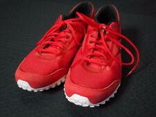 Nice Pair of Red REEBOK Mens Real Flex Running Shoes Sz. 13 Sneakers Great cond.