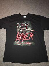 Slayer Tour Shirt 2007 Size Extra Large