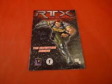 RTX Red Rock Playstation 2 PS2 Gamecube Promotional Mini Comic Promo RARE!