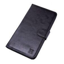 Plain Mobile Phone Wallet Cases for Xiaomi