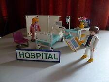 Playmobil Sala De Hospital 3980