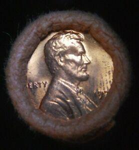 BU OBW 1971-D LINCOLN MEMORIAL CENT ROLL  (7-27-01)