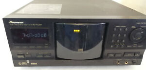 Pioneer PD-F1007 300 CD Changer  For Parts/Repair