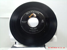 BUDDY MORROW-(45)-NIGHT TRAIN/ONE MINT JULEP- RCA'S 447-ARE REISSUES OF 78s-1957