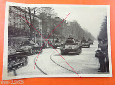original  Foto  Panzer I bei Parade  in...