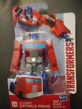 "New Hasbro 4"" Transformers Autobot Optimus Prime Action Figure"