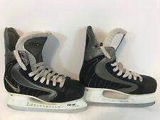 Bauer Nike Ignite 5 Ice Hockey Skates Skate Sz 5 R Shoe 6 Fast Shipping