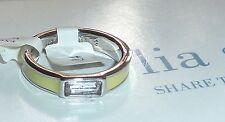 """NWT/NIB - LIA SOPHIA """"RAY OF LIGHT"""" RING - CRYSTAL - SIZE 5 - 2013/$36"""