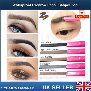 Waterproof Durable Eyebrow Pencil Eye Brow Liner Powder Shaper Makeup Tool Tatto
