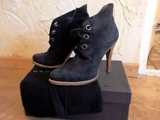 BARBARA BUI - Bottines & low boots à talons - P.40 - NOIR - AUTHENTIQUE