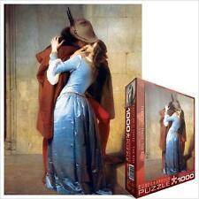 Eurographics Jigsaw Puzzle 1000 PIECE - The Kiss / Francesco Hayez - EG60000148
