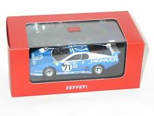 1/43 Ferrari BB512 Pioneer Ferrari Francia Le Mans 24 horas 1982 #71