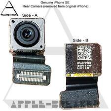 iPhone SE REAR BACK CAMERA LENS FLEX CABLE 100% ORIGINAL GENUINE