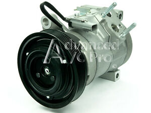 AC A/C Compressor Fits: 2001 - 2007 Dodge Grand Caravan V6 3.3L 3.8L / Caravan
