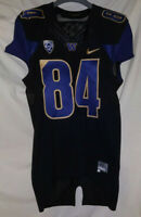 #84 Michael Neal Washington Huskies Football Game Team Issued NCAA Jersey