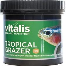 Vitalis New Era Tropical Grazer Mini 110g Fish Food