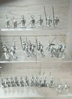 UNPAINTED GARRISON WARGAME MINIATURES Ancient Greek  Cavalry & more NG3, A8,A5