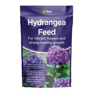 VITAX Hydrangea Feed 1kg - Improves plant health, quality and vitality