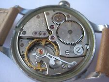 1959 SOVIET RUSSIAN VOSTOK VOLNA PRECISION CHRONOMETER ZENITH-135 Watch