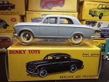 Dinky Toys Berline 403 Peugeot 521 Metal in scatola [t34]