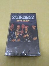 Scorpions - Hot & Heavy - Cassette - SEALED