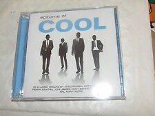 Various Artists - Epitome of Cool   CD Dean Martin Andy Williams etc