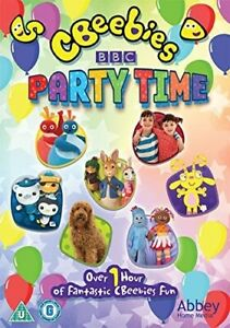 CBeebies-Party Time [DVD]