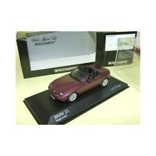 BMW Z1 1987 Violet Purple MINICHAMPS 1:43