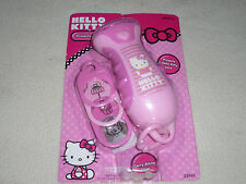NEW ON CARD SANRIO HELLO KITTY PROJECTOR LIGHT PROJECTS 3 LENS CARRY ALONG CLIP