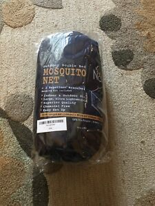 """Naturo Outdoor Double Bed Mosquito Net 80""""X63""""X75"""""""